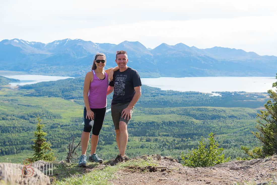 Adventure Alaska wedding photographers