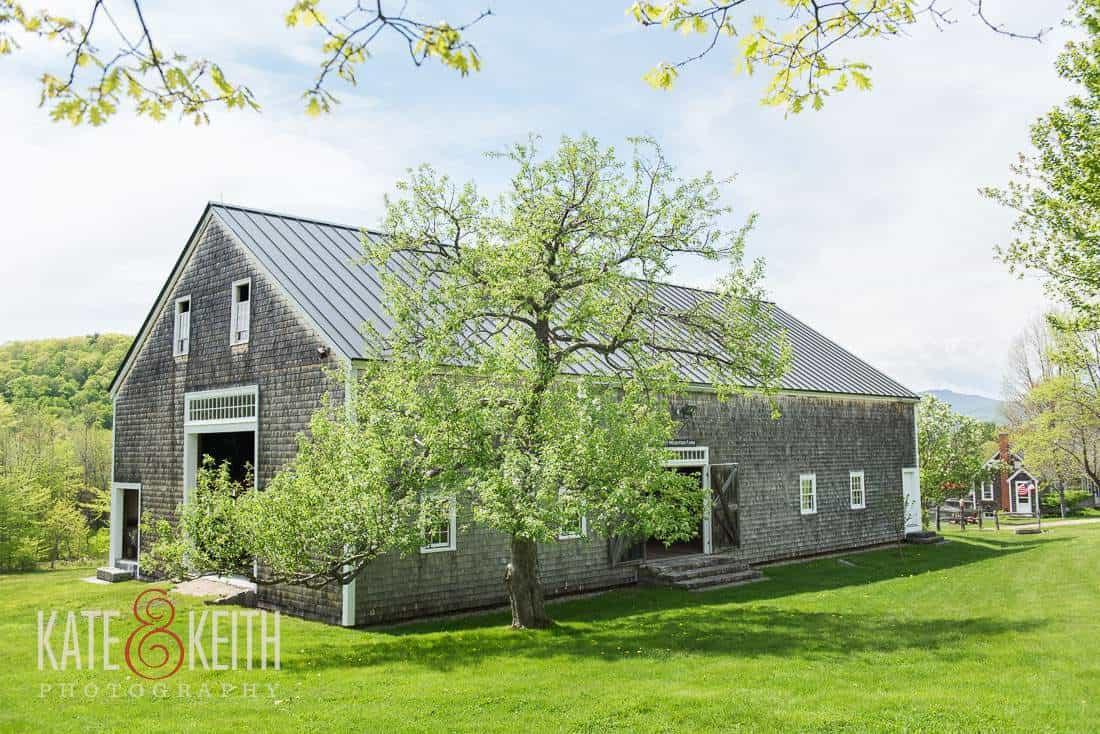 Authentic large New Hampshire Barn Wedding Venue