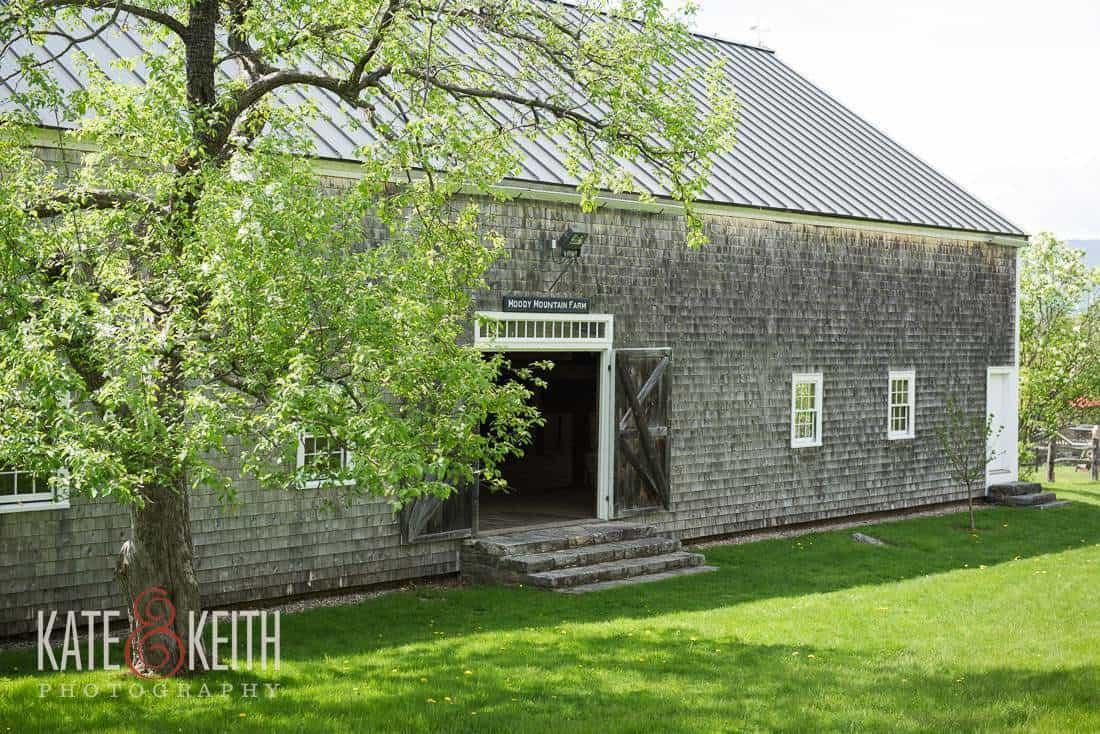 Authentic large New England Barn Wedding Venue