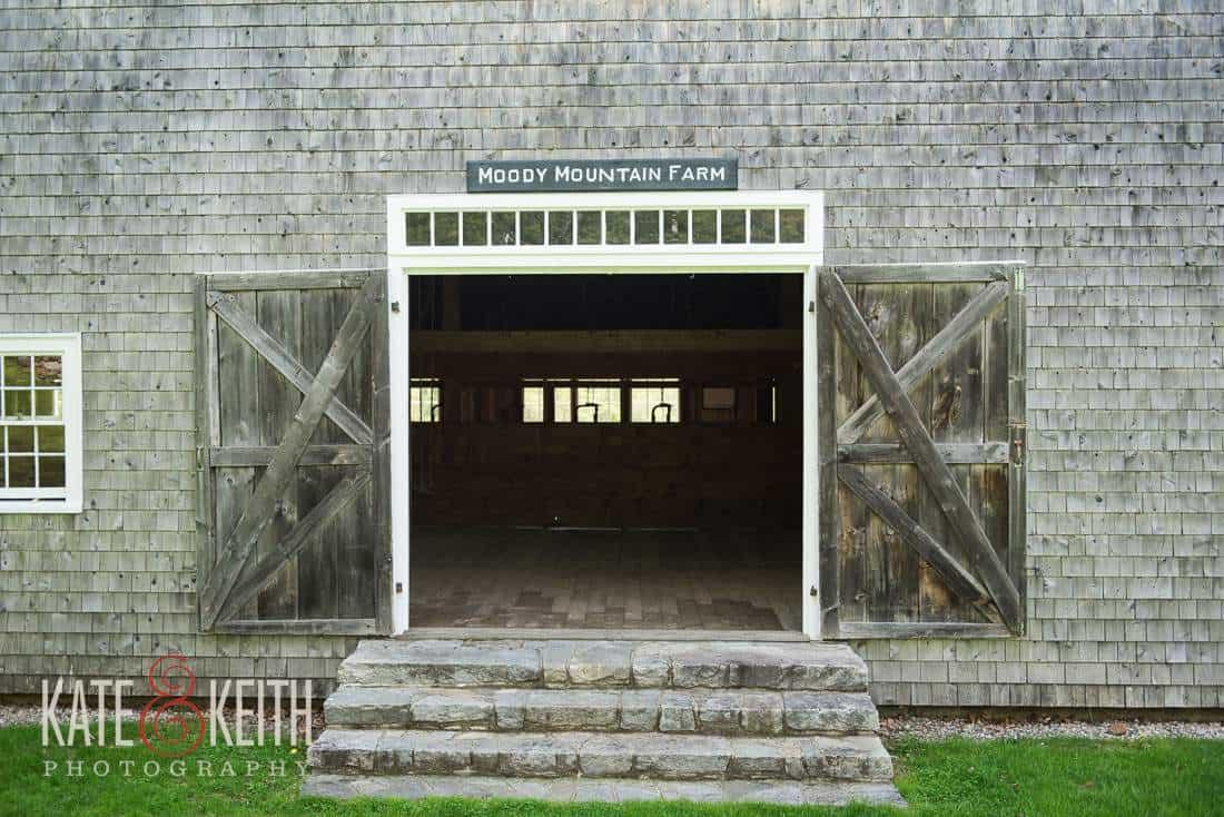 Real New England Barn Wedding Venue