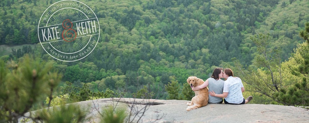 Same Sex Engagement Photography in NH