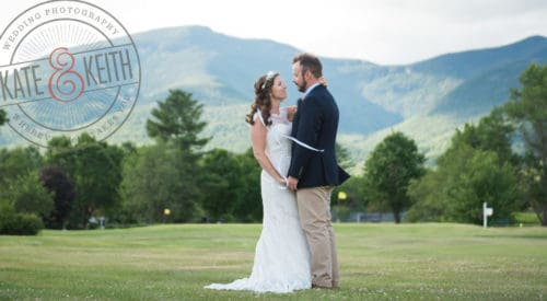 White Mountain Weekend Wedding