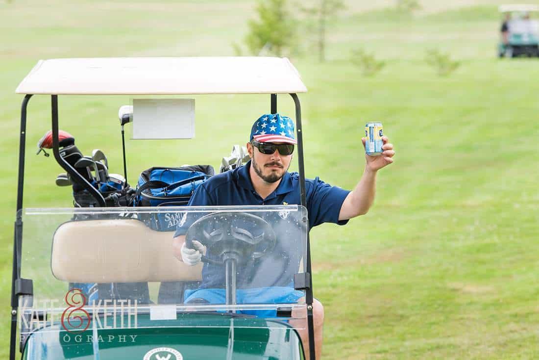 Waterville Valley Wedding Golf