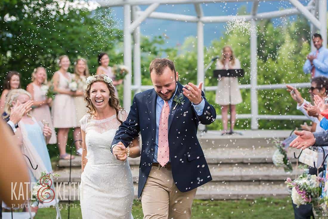Waterville Valley Wedding
