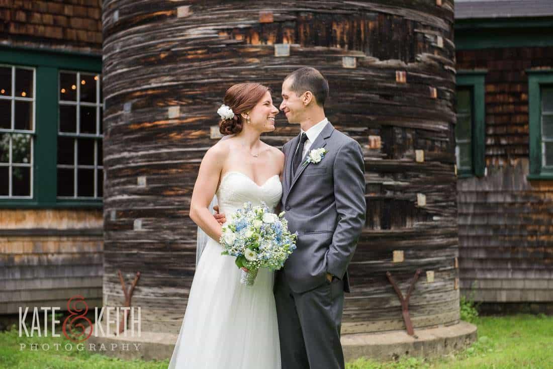 Bride Groom Farm Wedding Venue New Hampshire