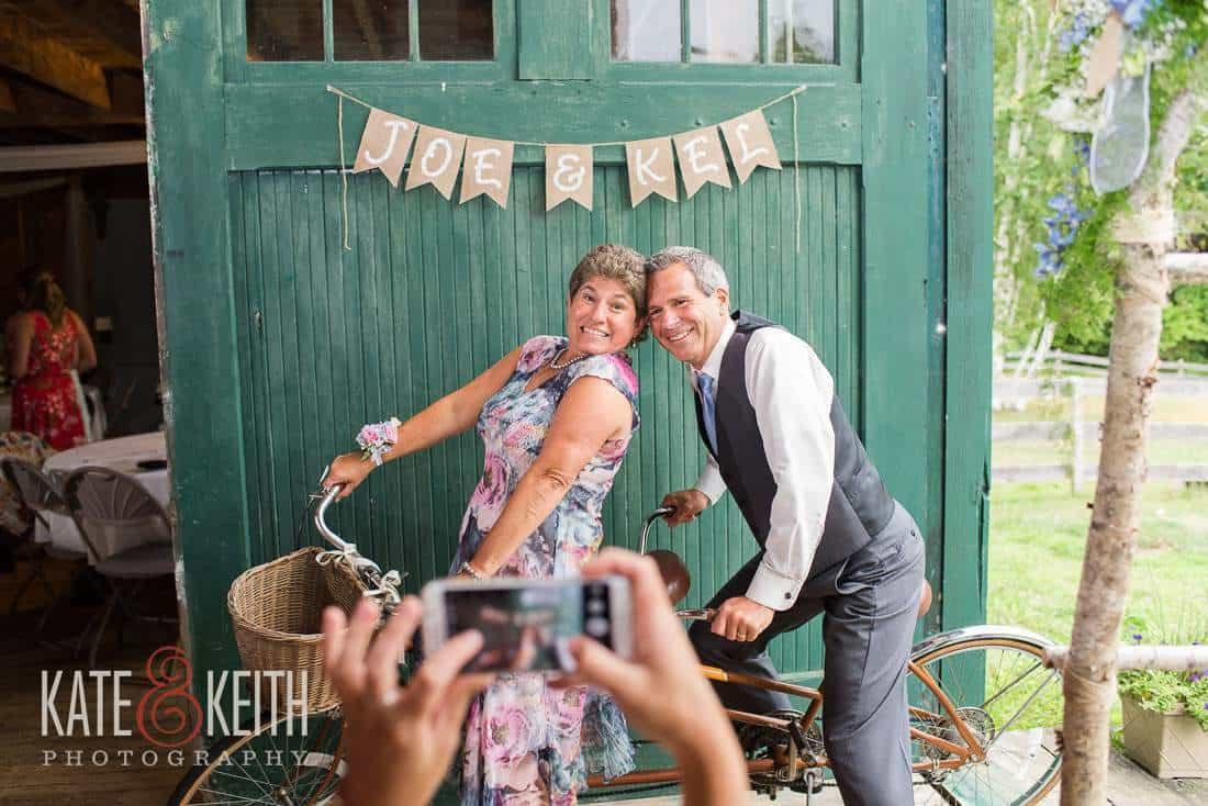 Barn Wedding Photo Booth