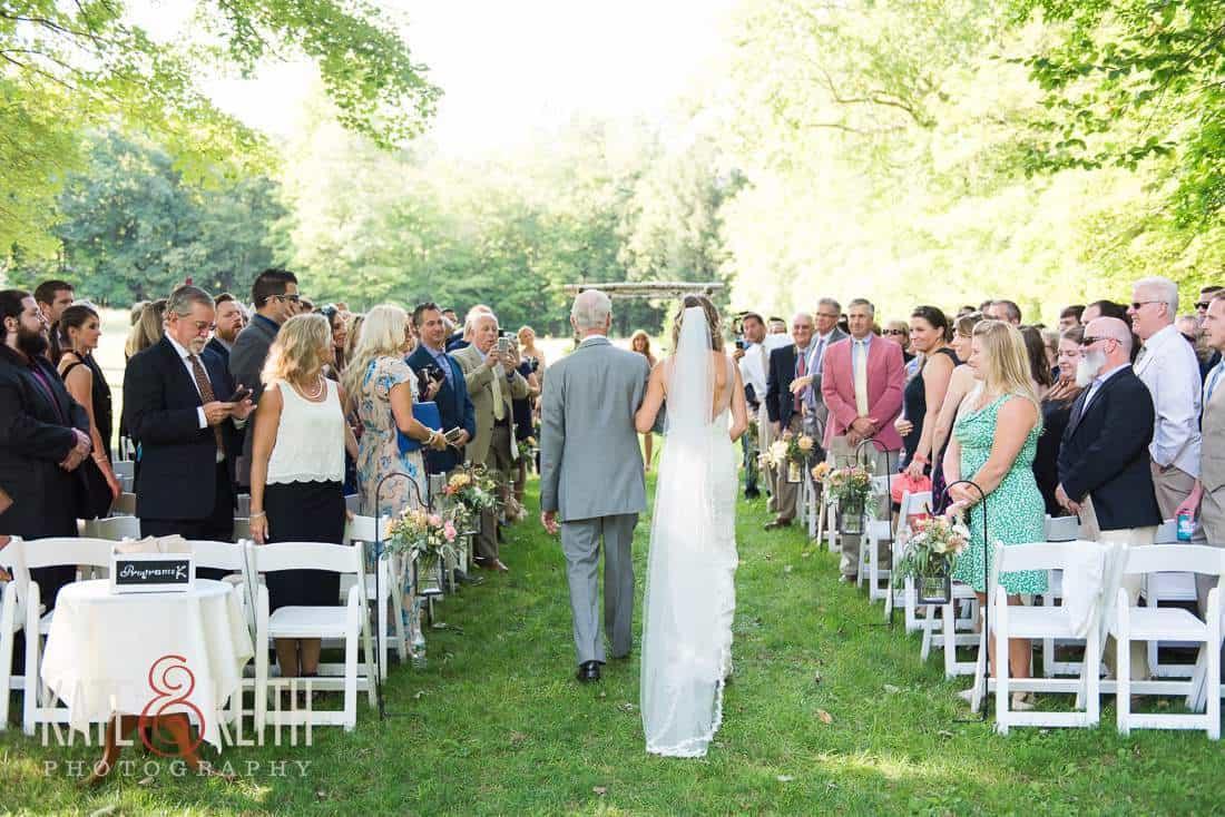 Grafton Inn Outdoor Wedding Location