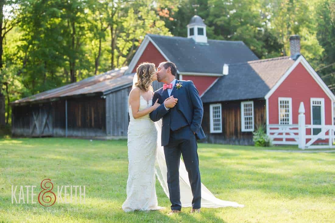 Grafton Inn Vermont Wedding Barn