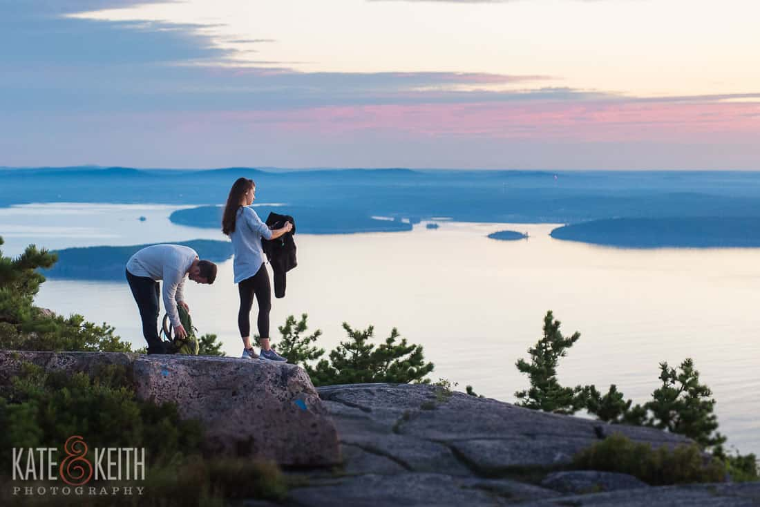 Getting Ready Acadia National Park Proposal