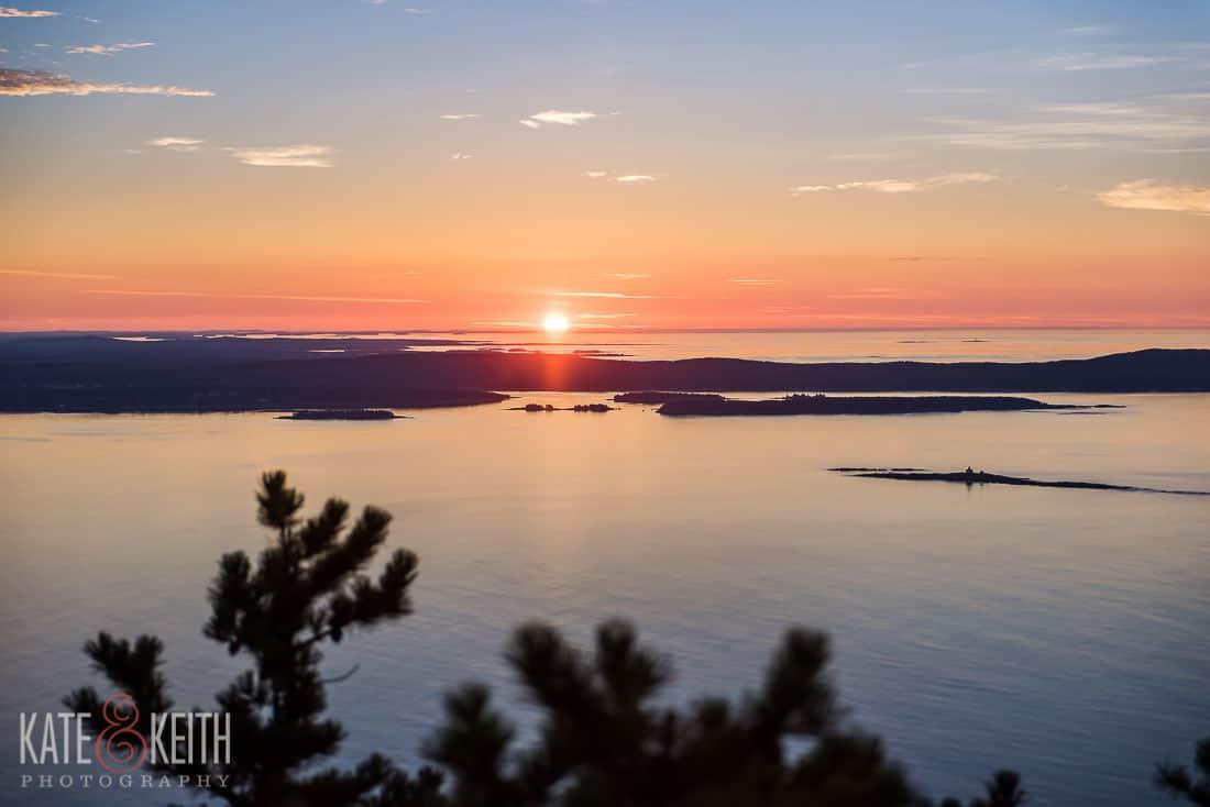 Surprise Sunrise Acadia Proposal Location