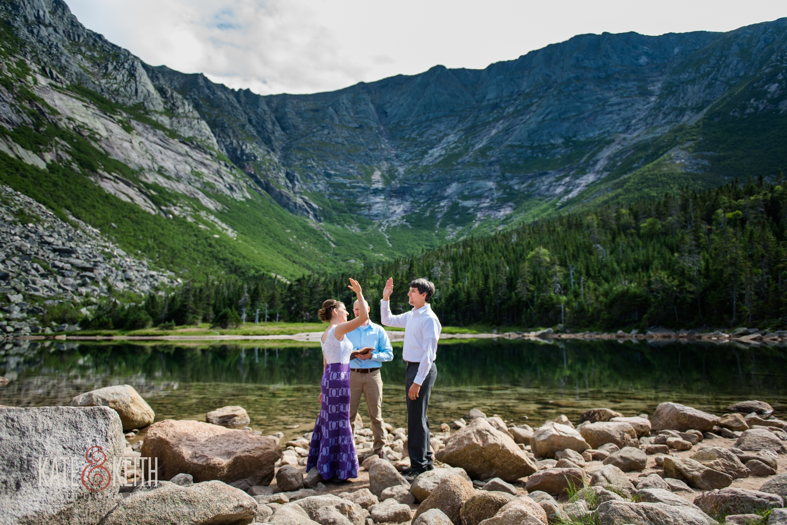 adventure wedding photographers, elopement photographers, Baxter State Park elopement, Mount Katahdin elopement, intimate wedding, outdoor wedding, outdoor elopement, adventure elopement