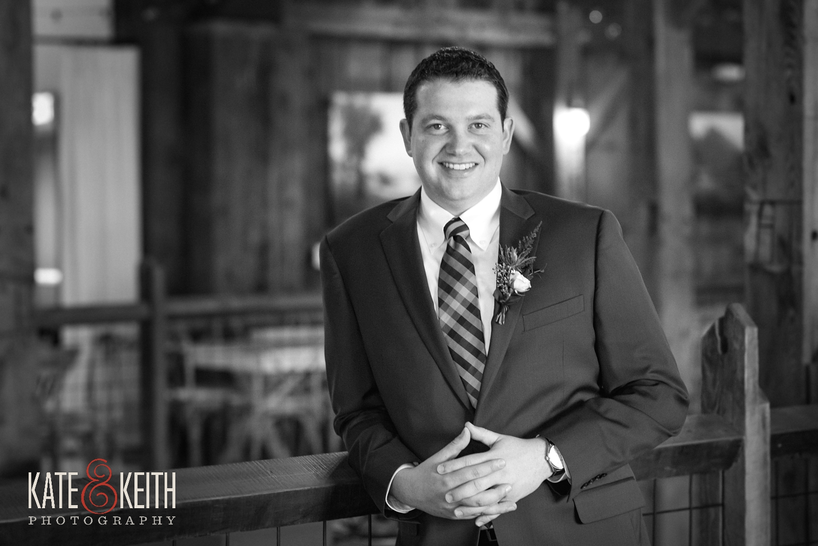 Barn at the Pemi wedding, New Hampshire, winter wedding, groom, groom getting ready, groom portrait, wedding portrait