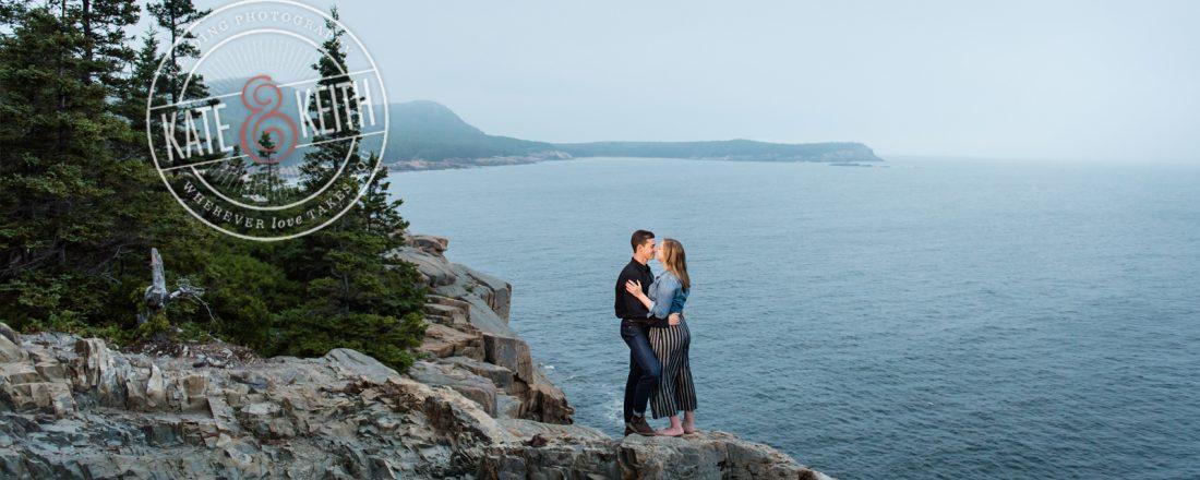 Acadia Engagement Shoot