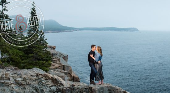Acadia Engagement Shoot